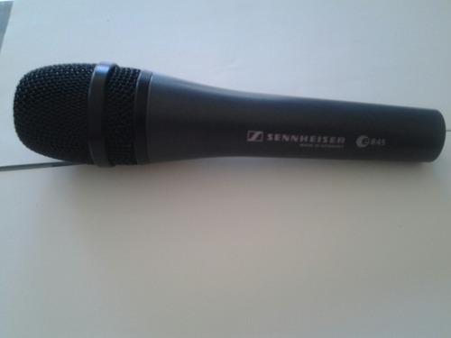 microfono sennheiser e845 senheiser