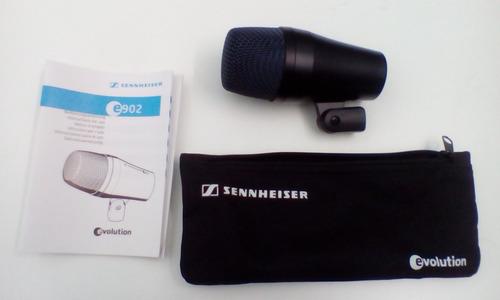 micrófono sennheiser e902