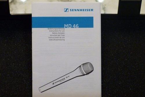 microfono sennheiser md46