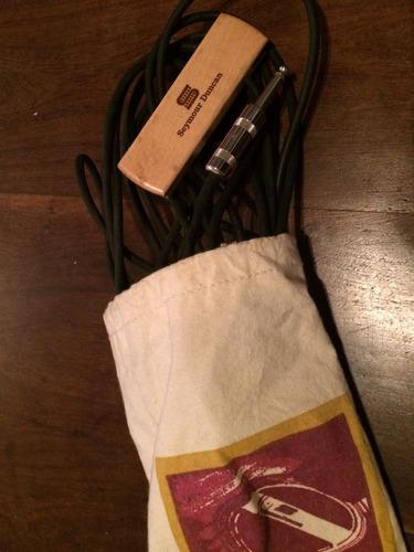 microfono seymour duncan woody sa3sc acustica