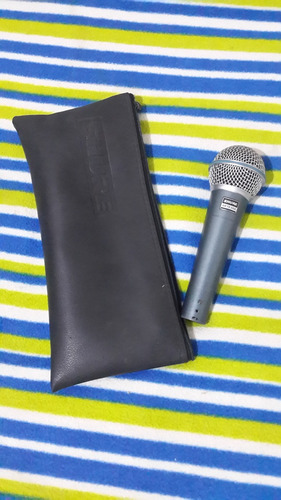 microfono shure beta 58a made in mexico