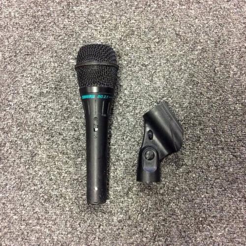 micrófono shure bg 2.1