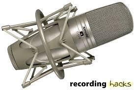 microfono shure ksm 44a profesional de estudio
