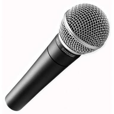 microfono shure sm58 lc