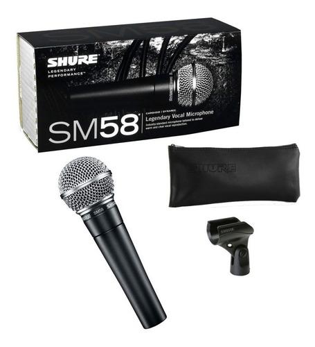 microfono shure sm58s original garantia soundgroup .