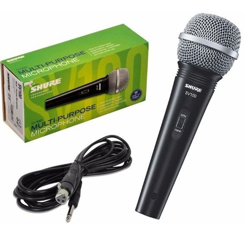 microfono shure sv-100