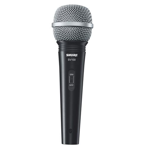 micrófono shure sv100