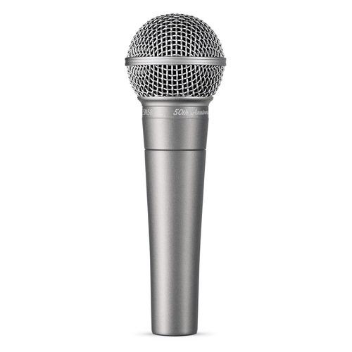 microfono sm58-50a shure