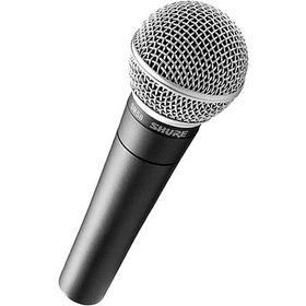 Micrófono Sm58 Vocal Profesional Cable, Pipeta, Funda, Chino