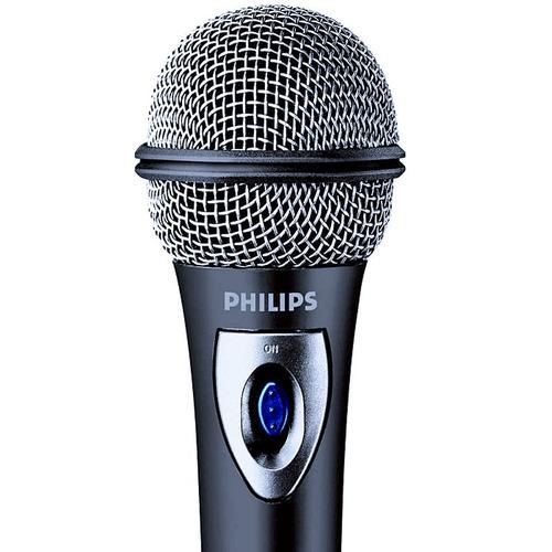 microfono unidireccional philips sbcmd150/00 600ohm cable 3m
