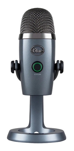 microfono usb profesional blue yeti nano streaming mac wind