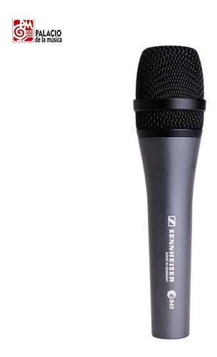 micrófono vocal sennheiser e845