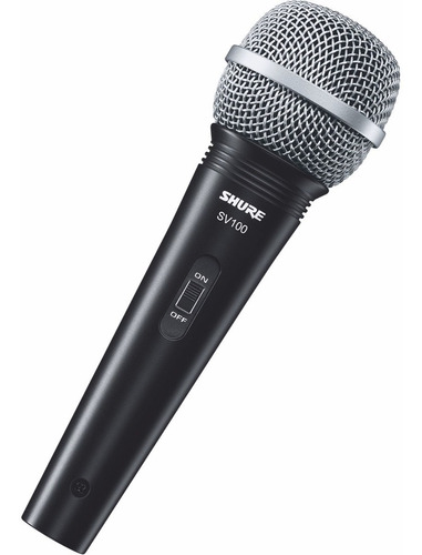 microfono vocal shure sv100 mejor marca