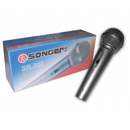 microfono xtreme omnidireccional de condensador