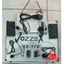 Microfono Inalambrico Vincha Solapero Vozzex Para Escenario