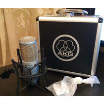 Microfono Condensador De Estudio Akg Perception 220 + Case