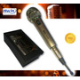 Micrófono Inalámbrico/alámbrico Hwin Ideal Karaoke Myp