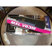 Vendo Microfono Mxl V63m Condenser Para Estudio Nuevo