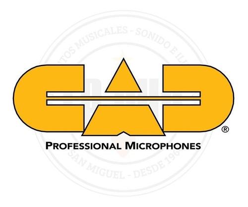 micrófonos cad audio