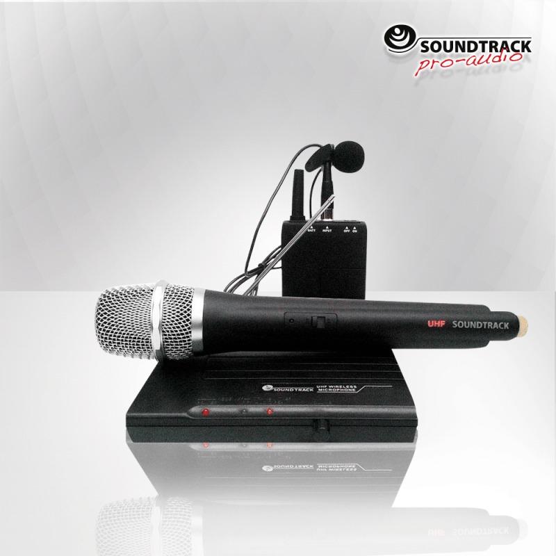 Microfonos Inalambricos Uhf Mano Diadema Y Solapa Soundtrack ...