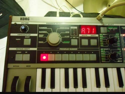 microkorg sintetizador