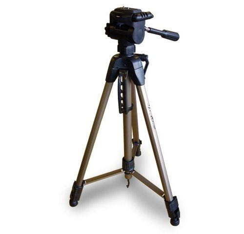 microlab trípode para cámara mcl-1829 profesional 1,30mt