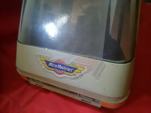 micromachines mobile city (combi ciudad) - galoob (1991)
