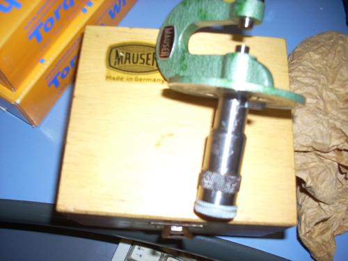 micrometro con medicion