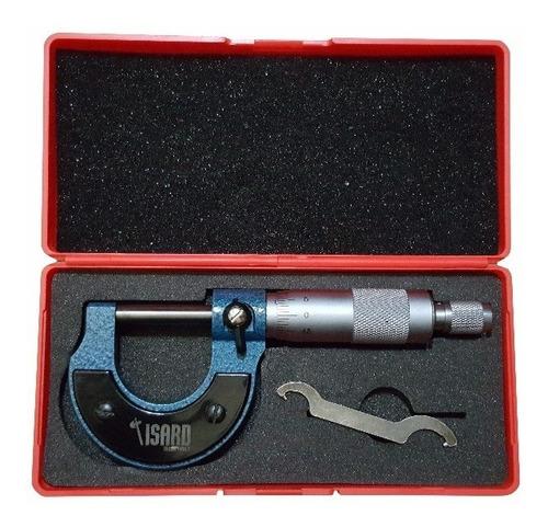 micrometro exterior isard 0 - 25 mm - zona norte
