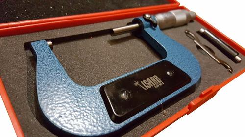 micrometro exterior isard 50 - 75 mm - zona norte
