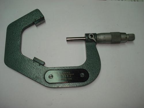 micrometro marca tessa de 3 apoyos de 65 a 80 mm