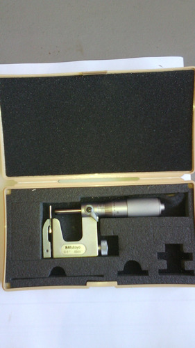 micrometro mitutoyo