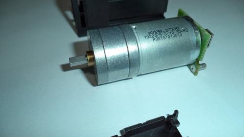 micromotor caixa de redução 9v 280~300rpm mecatrônica robóti