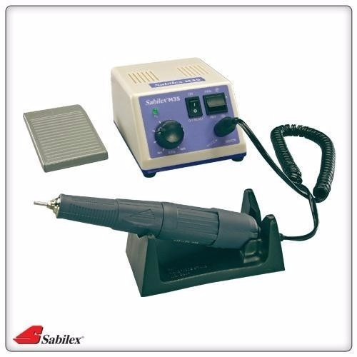 micromotor sabilex m35 35.000 rpm mecanica dental podologia