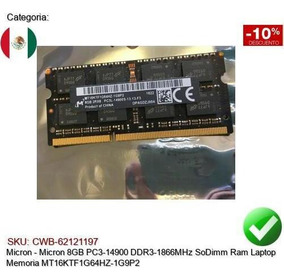 Memory PC3-14900 SODIMM For Laptop PC DDR3-1866 MHz 1.35V NEW 16GB 2x8GB