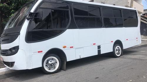 microônibus- caio picolo ano 2004 - 30 lugares - motor- mwm