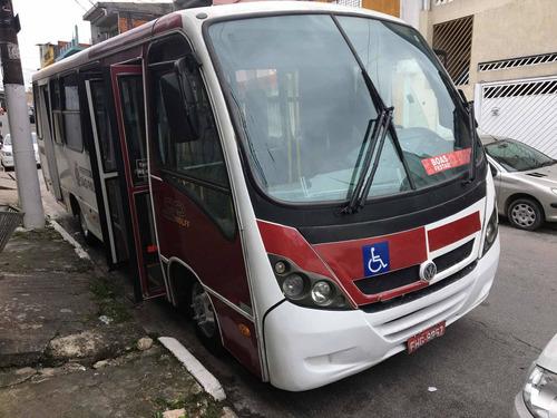 microônibus escolar ou auto escola ano 2012 volks 9.150