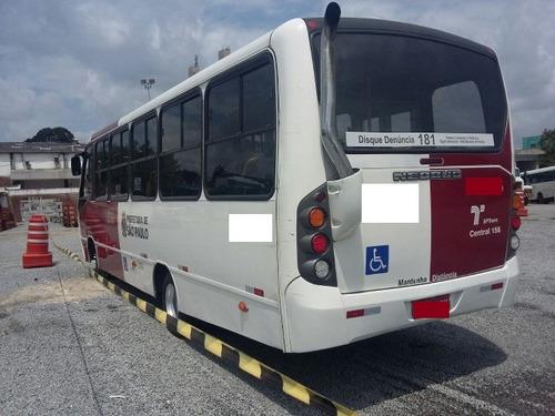microônibus neobus  thander mais volks motor cumins ano 2013