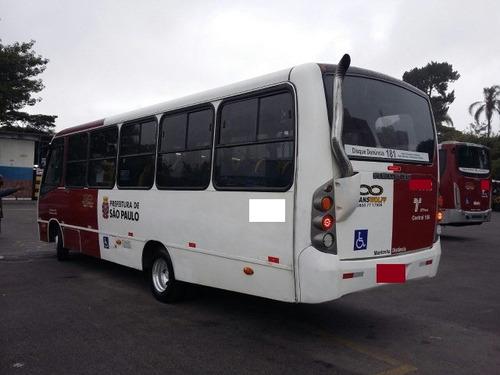 microônibus neobus  thander mais volks motor mwm ano 2013