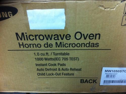 microonda horno samsung originales 28 lts . nuevos¡¡¡