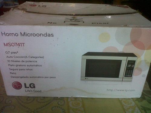 microonda lg