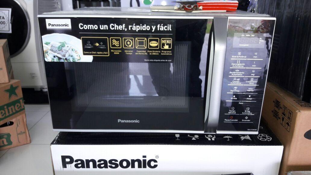 Microonda Panasonic Modelo Nn St34hm 0
