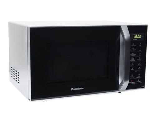 microonda panasonic® modelo nn-st34m (0.9pie³) nueva en caja