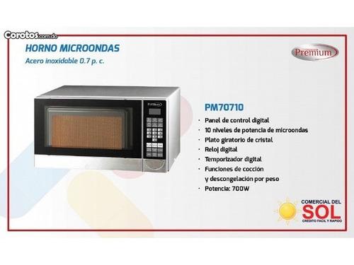 microonda premium 7p