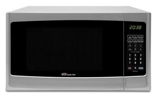 microondas bgh b223d 23 litros digital grill 800w  gris