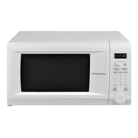 Microondas Daewoo Kor-1n0a Blanco 31.1l 110v