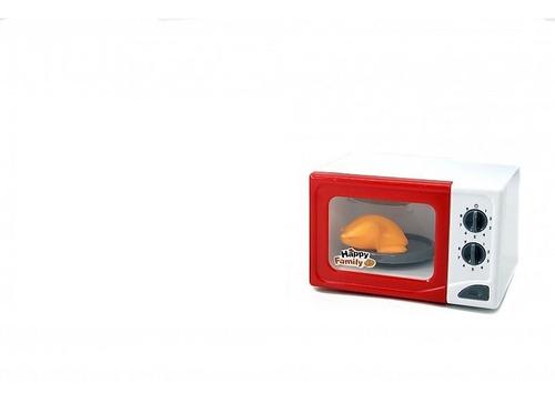 microondas de juguete luces sonido gira perillas temporizado