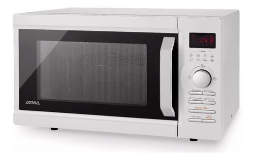microondas digital grill 28l 900w atma md1728gn
