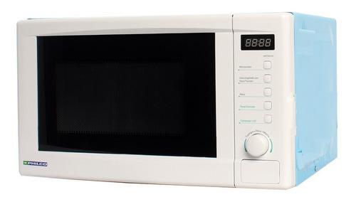 microondas digital philco nuevo gtía 700w 20 lts niveles