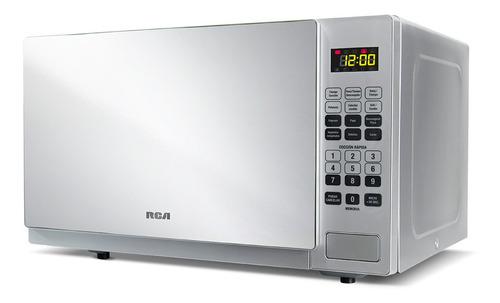 microondas digital rca 29lts r29dg espejado + grill